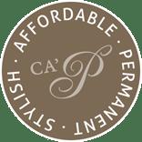 Affordable, stylish, permanent