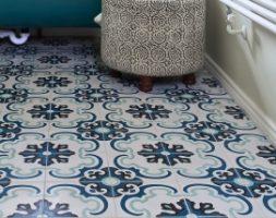 Toulon Pattern Tile