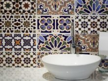 Decorative tiles & mosaic