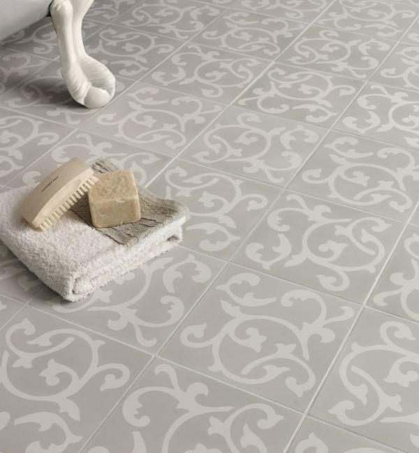 Bloomsbury Pattern Tile Ca Pietra