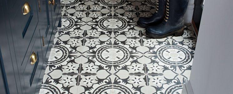 Encaustic Marrakech Pattern
