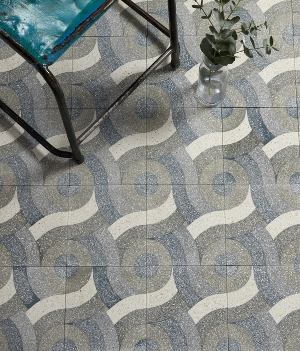 Create an impact with Terrazzo tiles | Ca' Pietra