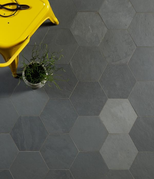 Steel Hexagon 1
