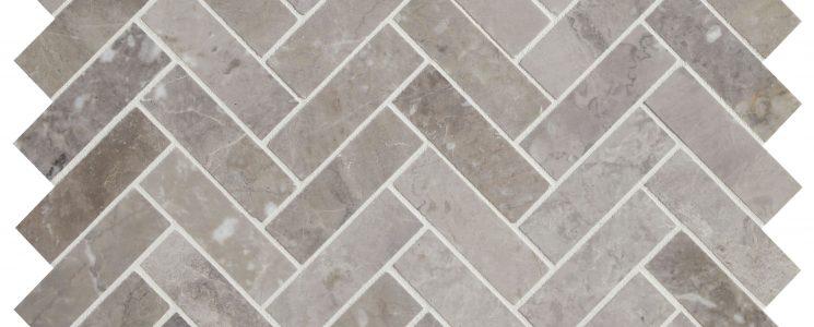 Palladio Marble – Herringbone