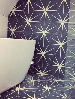Slightly Quirky recent bathroom renovation