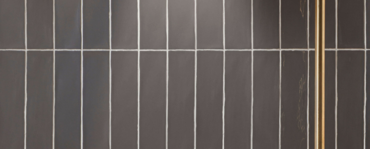 Smoke Carter Gloss Ceramic Tile