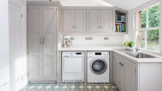 Bespoke designed kitchen by Burlanes Interiors