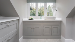 Bespoke bathroom design by Burlanes Interiors