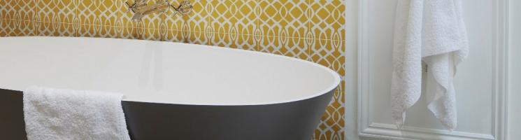 Tile pattern trends for summer